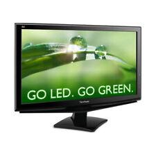 "Viewsonic 22"" 1080p LCD Monitor Built-in Speakers DVI VGA 16:9 VA2248M VS13818"
