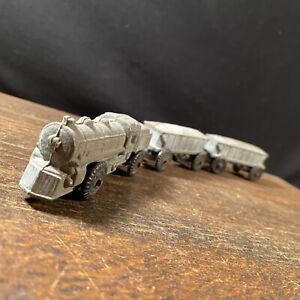 Vintage Toy Train M&L NY Flyer Coal Railroad Locomotive Die Cast Metal