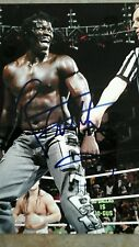 R Truth Wwe Autographed Signed 8X10 Picture