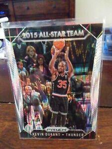 2015-16 Panini Prizm Basketball #368 Kevin Durant  Flash Prizm