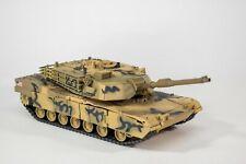 M1A1 Abrams Forces of Valor Military Battle Tank 1:32 Diecast Unimax 2003 #90305