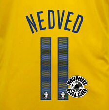 NEDVED CUSTOMIZATION JUVENTUS THIRD NOME E SIZE KIT SET NAME 05-06