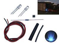 S649 - LED Schweißlicht incl. Steuerung Bausatz für G 1 0 H0 TT ideal für BW