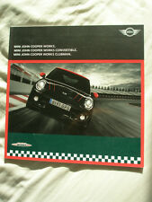 Mini John Cooper Works range brochure Sep 2010