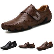 Men's Leisure Faux Leather Driving Moccasins Shoes Pumps Loafers Flats Casual L