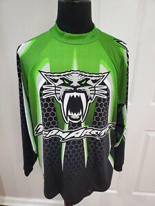 Team Arctic Cat Arcticwear Long Sleeve Shirt Mens Large