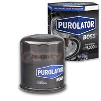 Purolator BOSS Engine Oil Filter for 2003-2012 Infiniti FX35 - Long Life af