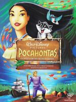 Pocahontas - I Capolavori Del Musical Disney (Limited) DVD RARO