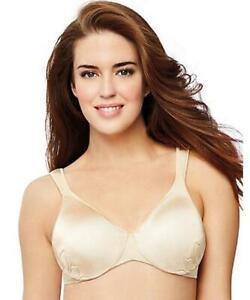 BALI Intimates Ivory Adjustable Strap Everyday Full Coverage Bra Size: 40C