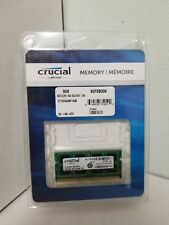 Crucial 8 GB SO-DIMM 1600 MHz PC3-12800 DDR3 Memory_CT102464BF160B_BRAND NEW