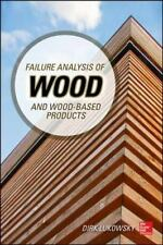 Failure Analysis of Wood and Wood-Based Products, Lukowsky, Dirk