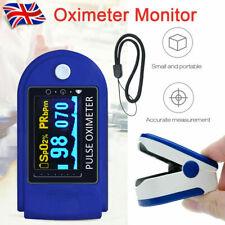 Fingertip Pulse Oximeter - Oxygen Saturation Meter  SPO2 - PR Blood Monitor