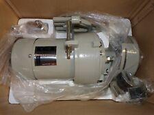 New E Z Clutch 12 Hp Ac Electric Motor Model M 12 220 Vac 3 Phase 3450 Rpm 2p