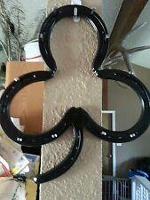 Horseshoe shamrock key holder