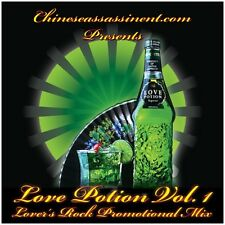 LOVE POTION VOL 1 REGGAE LOVERS ROCK MIX CD