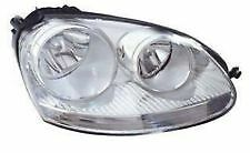 VW VOLKSWAGEN GOLF MK5 2004 -2009 HEADLIGHT HEADLAMP RH RIGHT O/S DRIVER SIDE