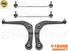 FOR PEUGEOT 206 HDi SW FRONT HEAVY DUTY LOWER CONTROL WISHBONE ARMS MEYLE LINKS
