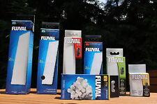 Fluval Filter Foam Pad, Poly Carbon Cartridge & Biomax Media for U1, U2, U3 & U4