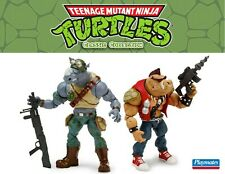 """Bebop & Rocksteady 6""""  Playmates Toys R Us TMNT Classics Collection Complete"""