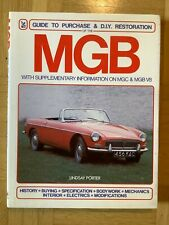MGB Guidde to Purchase & D.I.Y. Restauration (ENGLISCH)