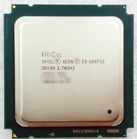 Intel Xeon E5-2697 V2 2,7 GHz 12-Core 24T Prozessor Sockel 2011 CPU Warranty