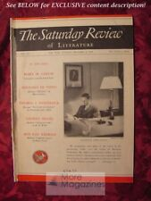 SATURDAY REVIEW November 2 1935 FREDERICK LEWIS ALLEN +