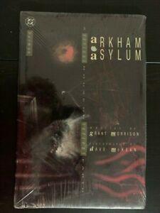 Batman Arkham Asylum A Serious House on Serious Earth Hardcover 1989 DC Comics