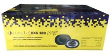 Helix 169 Esprit 3-way Stereo Coaxial System w/360˚ Adjustable Tweeter