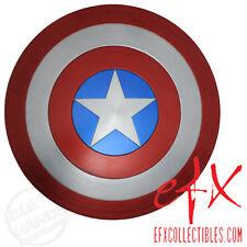 EFX MARVEL THE AVENGERS CAPTAIN AMERICA 1:1 SCALE LIFE-SIZE SHIELD STATUE FIGURE