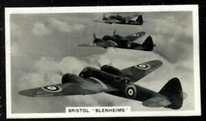 Tobacco Card,Ardath,PHOTOCARDS FILM ETC GROUP M Standard,1939,Bristol Blenheim