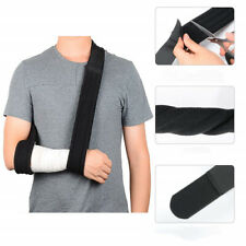 Adjustable Broken Shoulder Fracture Arm Sling Elbow Brace Support Foam Strap US