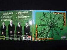 CD TYPE O NEGATIVE / THE LEAST WORST OF /