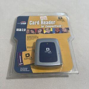 Lexar Media USB 2.0 High Speed Multi-Card Reader New