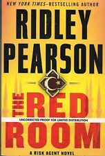 The Red Room by Ridley Pearson (2014,~Uncorrected Proof~New)