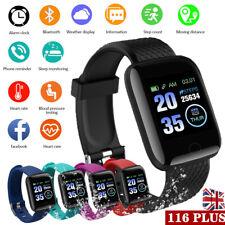Inteligente Reloj Banda Tracker Fitness Sport se ajusta poco iOS Android Resistente Al Agua Pulsera