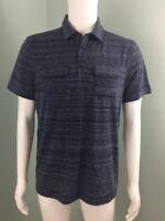 6634f0f505c4  80 NWT Mens Michael Kors MK Logo Mesh 1 4 Zip Polo Shirt Oxford ...