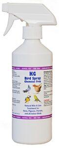 Bird Spray 500ml Mite & Lice Treatment for Hens, Pigeons,Parrotts & Indoor Birds