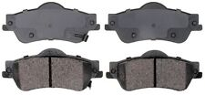 Disc Brake Pad Set-Police Semi-Metallic Disc Brake Pad Rear ACDelco Specialty