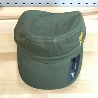 Arizona State Sun Devils Adidas Cadet Army Green Military Women's Cap NWT Hat