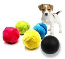 Magic ball toy automatic roll ball dog cat pet toy and cleaning tool
