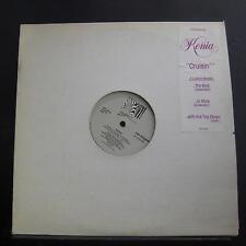 "Kenia - Cruisin' 12"" VG+ ZEB-23728 Zebra Promo 1987 USA Vinyl Record"