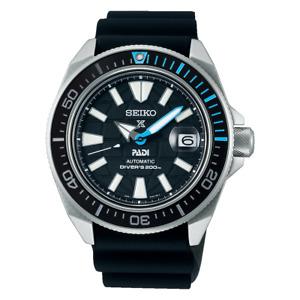 Seiko Prospex Padi King Samurai 43.8MM Stainless Steel Automatic Watch SRPG21J1