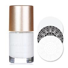 NICOLE DIARY Nail Stamping Polish Manicure Varnish Silver Black Blue 13colors
