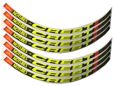 Adesivi cerchi 29 CREST ZTR NOTUBES mtb fluo  - adesivi/adhesives/stickers/decal