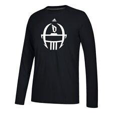 Damian Lillard  Adidas Black Sideline Helmet Long Sleeve T-Shirt