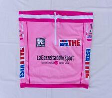 Rarissimo Gadget Giro d'Italia 2012 Estathe Santini Gazzetta dello Sport Rosa
