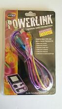 NEW PowerLink Colored Link cable for Game boy Original Pocket Color Camera