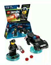 LEGO DIMENSIONS The Lego Movie Fun Pack 71213 Bad Cop Police Car (62 pcs) NIB