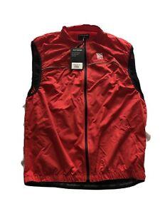 Altura Etape Gilet Cycling Jacket Red XXL