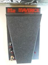 Morley Pedals M2CW M2 Maverick Contour Wah Bass Keyboard Guitar Effects Pedal